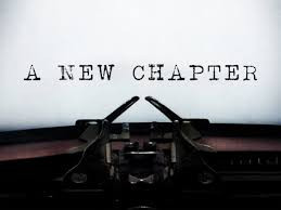A New Chapter Is Before You