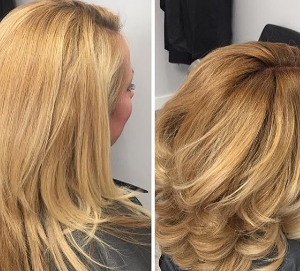 Hair by Jane at Harringtons Hair and Bea