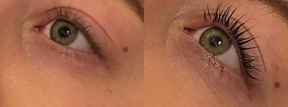 Lash Lift & Tint at Harringtons