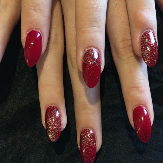 Gel Polish manicure at Harringtons