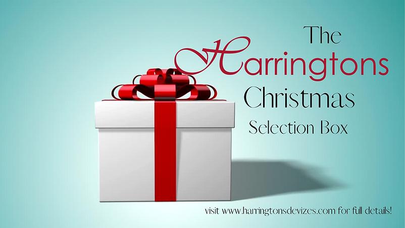 The Harringtons Christmas Selection Box.