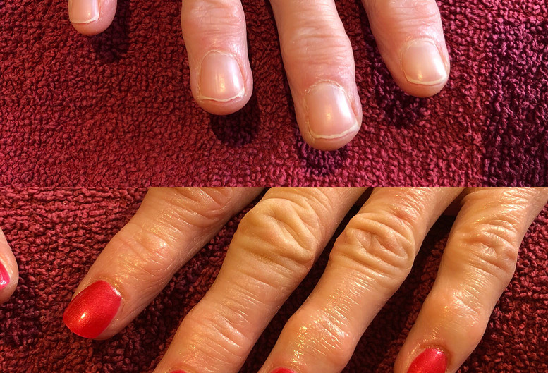 Acrylic Nails by Claire at Harringtons