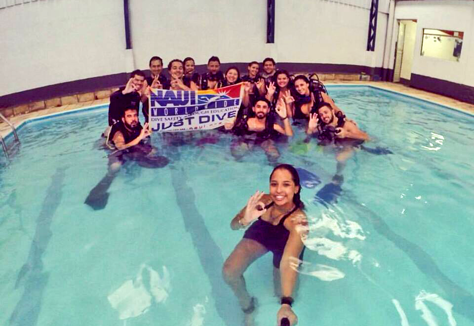 Escola de Mergulho em São Paulo