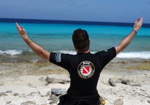 Bonaire, o paraíso dos mergulhadores