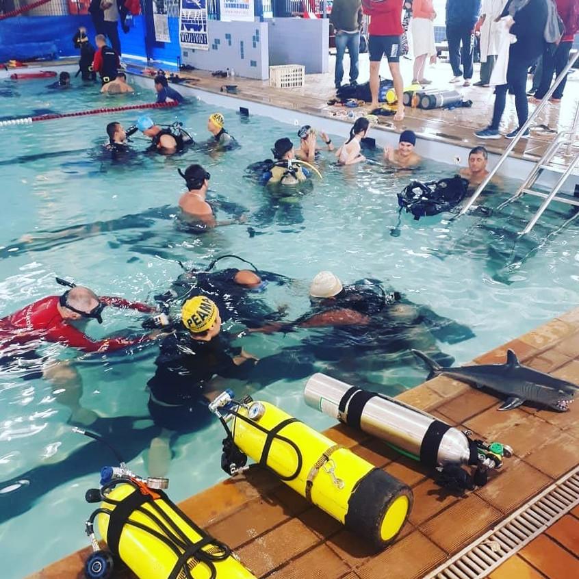 Melhor Escola de Mergulho