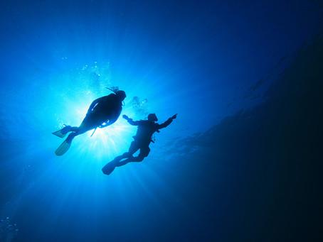 Por que fazer um curso de mergulho?