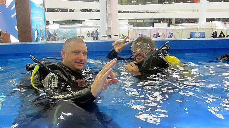 Você quer aprender a mergulhar, mas não sabe por onde começar?