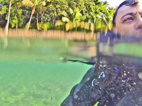 Conheça o Esporte Mergulho Autônomo