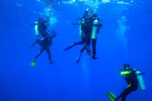 10 dica para equalizar no mergulho