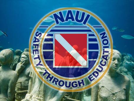 Credenciadora de Mergulho NAUI e seu legado