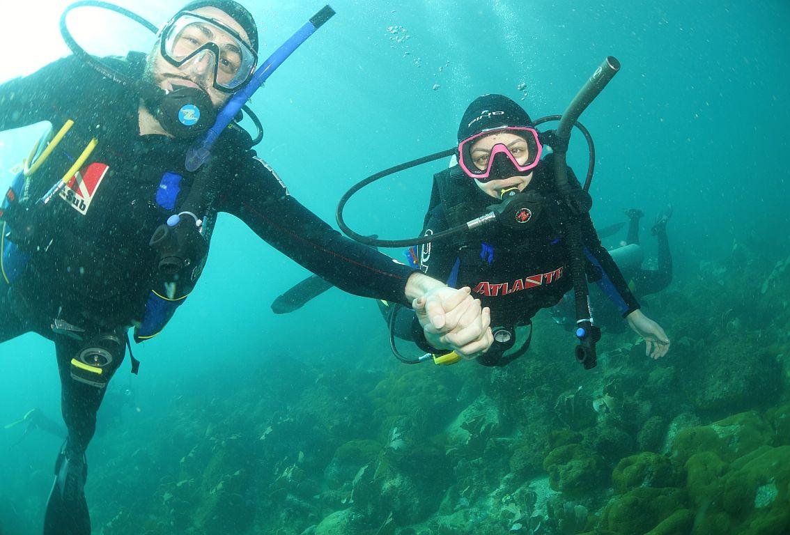 Mergulho Cabo Frio