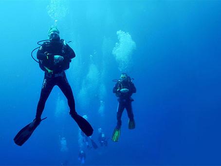 Verdades sobre o mergulho