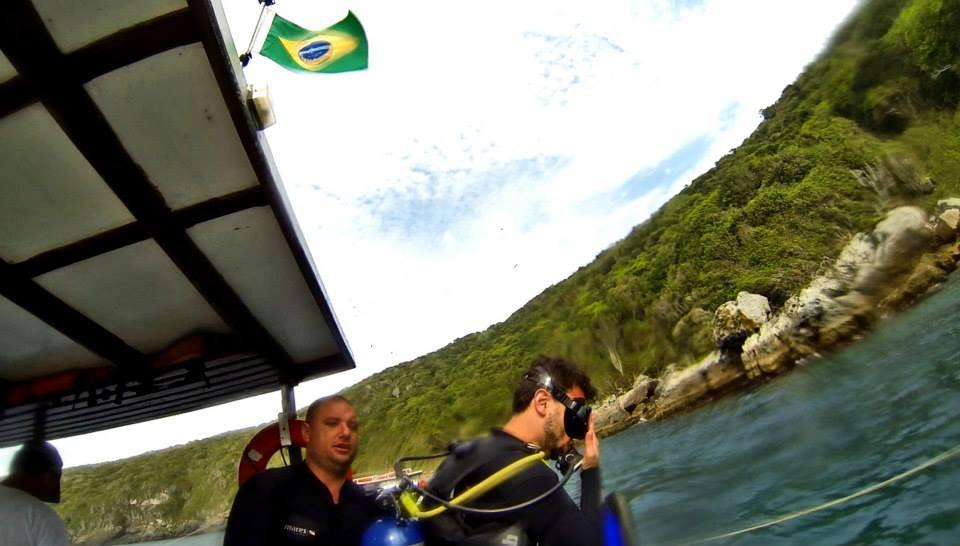 Mergulho no Brasil