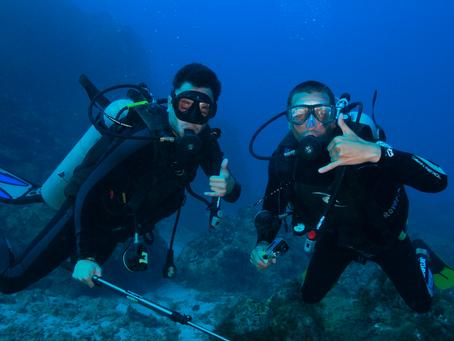 Breve Introdução sobre o Esporte Mergulho
