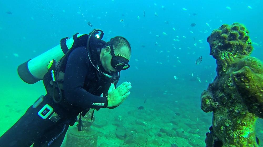 5 Lugares no Brasil que você precisa fazer seus primeiros mergulhos