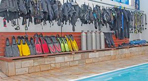 Equipamentos de Mergulho