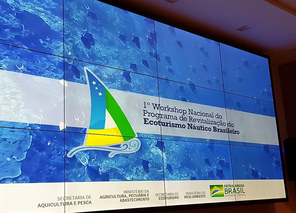 1º Workshop Nacional do Prog. de Revitalização do Ecoturismo Náutico Brasil