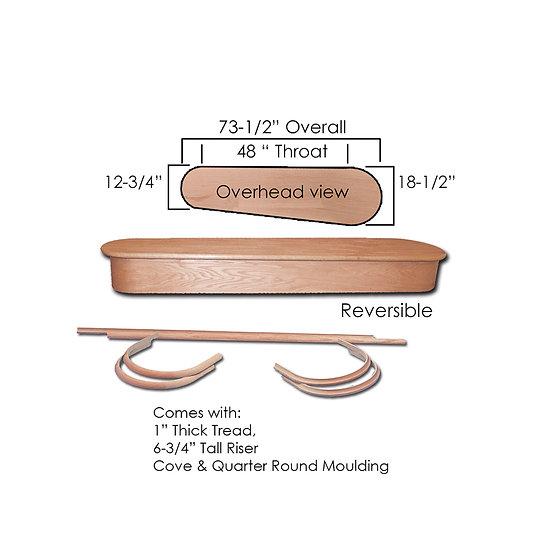 8915-48 Single End Starter Step