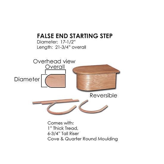 8012 Starting & False Step Kit