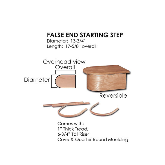 8011 Starting & False Step Kit