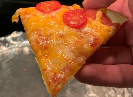 Impossible to Screw Up Tortilla Pizza