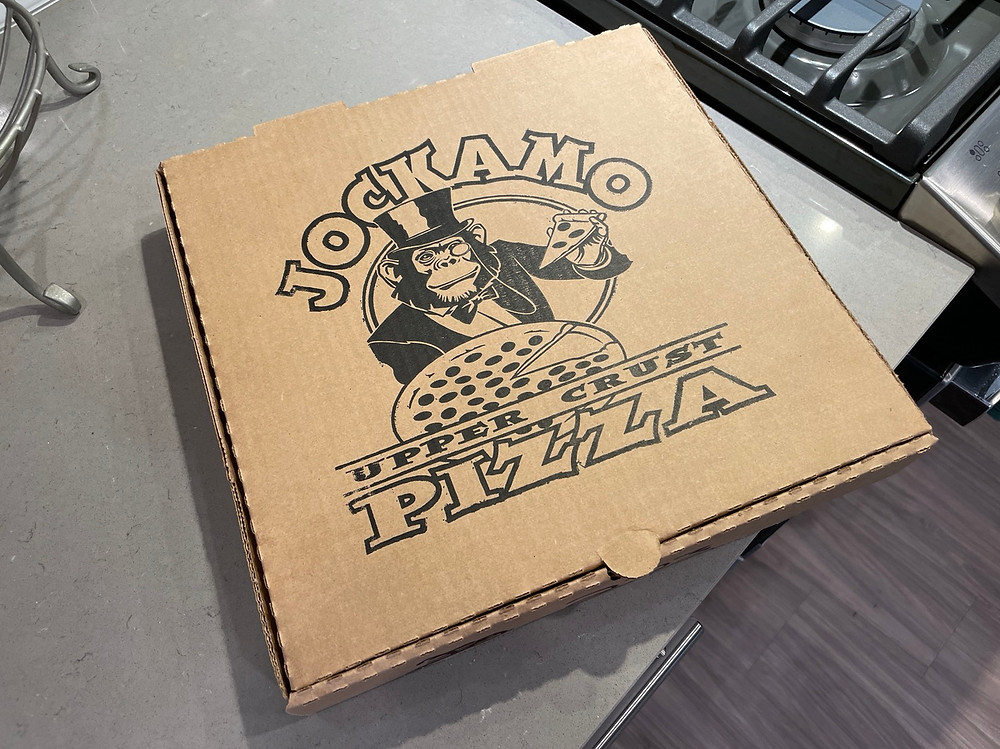 jockamo upper crust pizza box