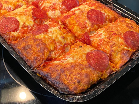 DiGiorno Pepperoni Pan Pizza Review