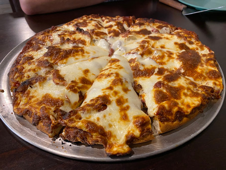 Half Time Pizza in Toledo (Ohio)