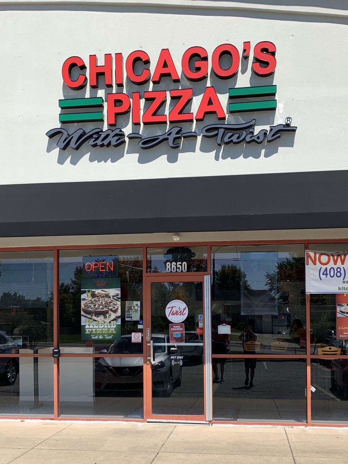 chicago's pizza with a twist indiana