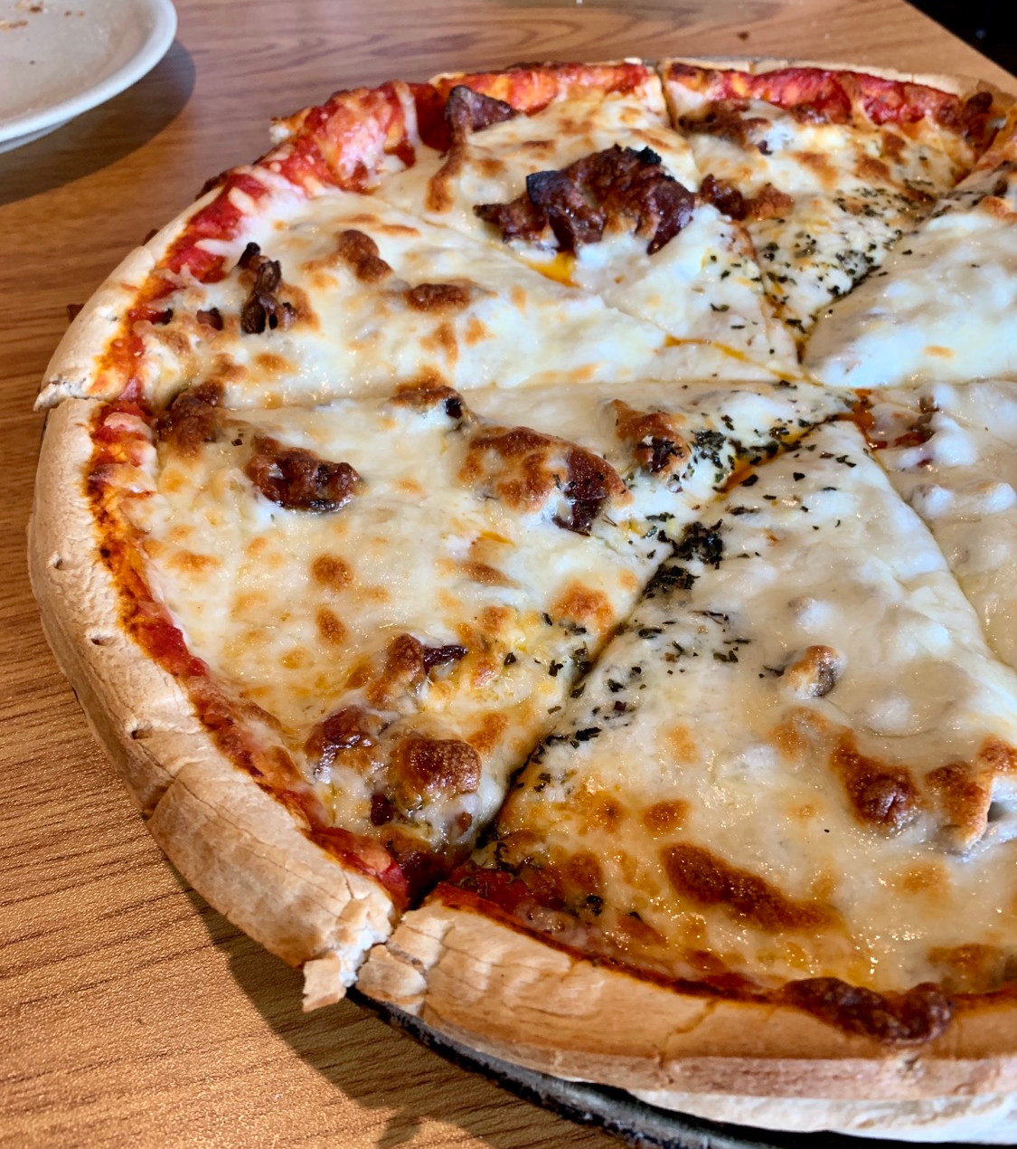 new bethel ordinary pizza review