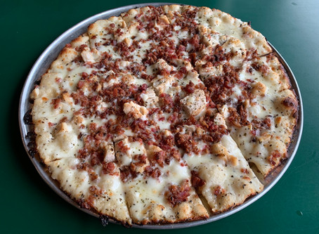 Chicken Bacon Ranch at Monical's Pizza of Fishers