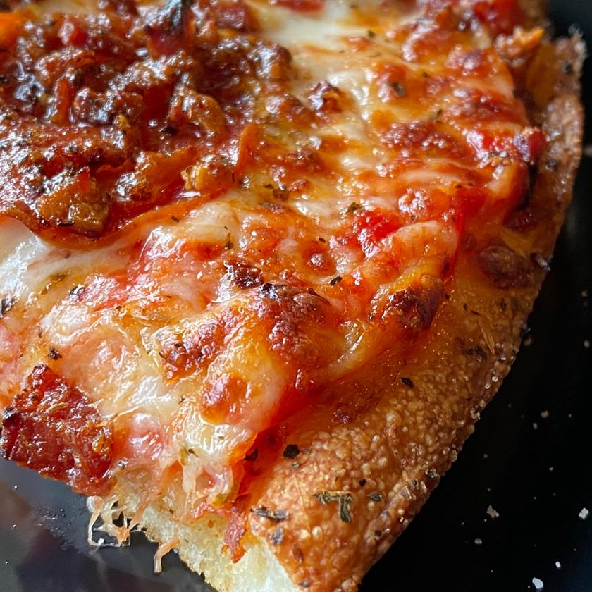 pepperoni bacon pan