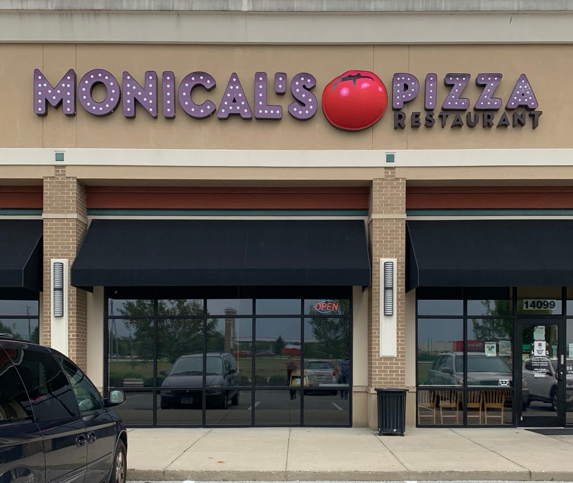 monical's pizza in fishers indiana