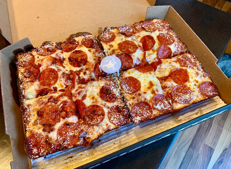 Jet's Detroit-Style Deep Dish with Turbo Crust