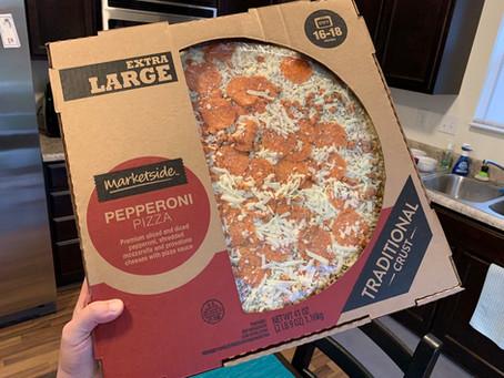 Marketside Extra Large Pepperoni from Walmart