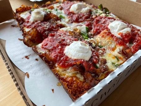 Futuro Detroit Style Pizza