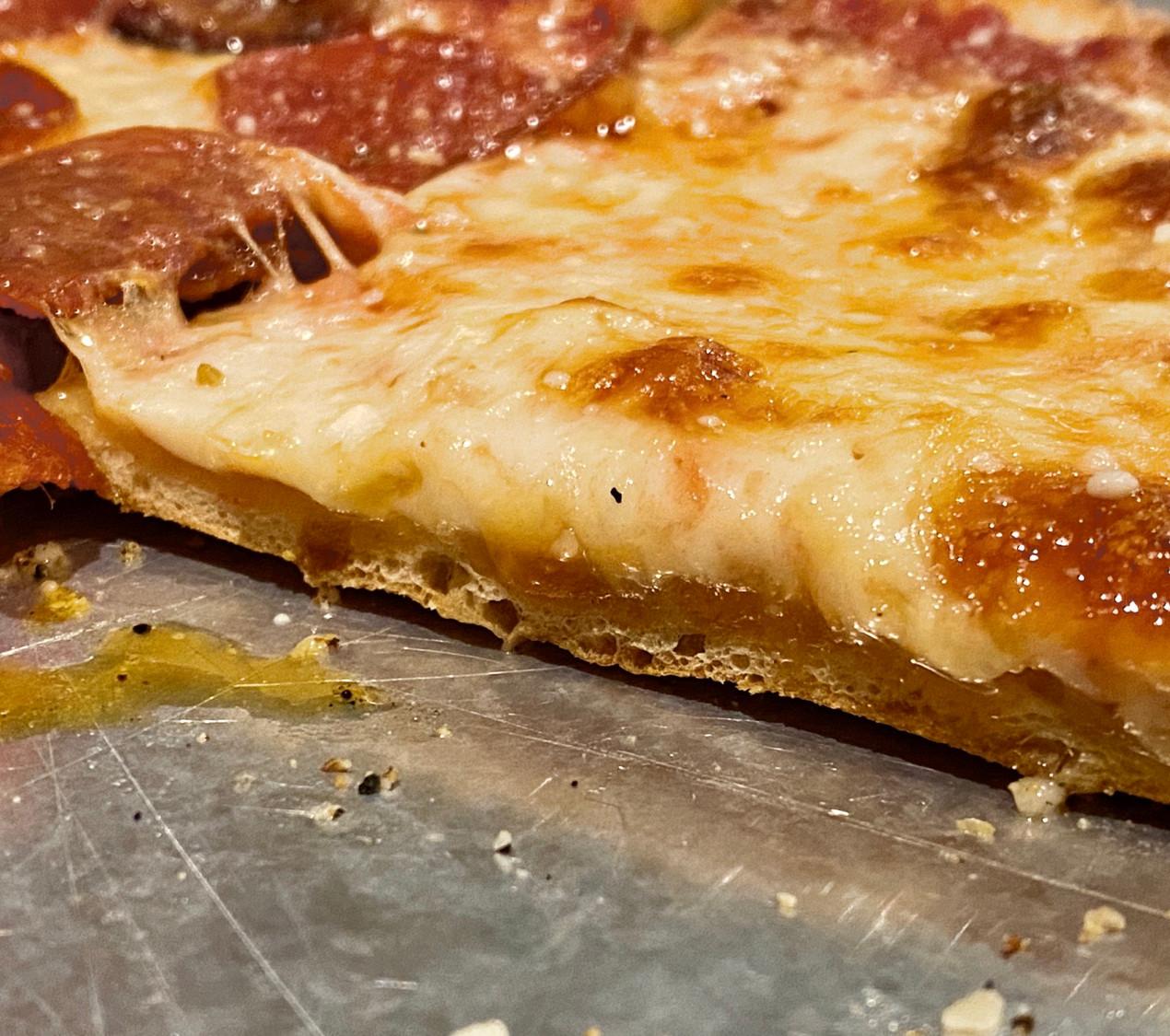 mellow mushroom cheese pozza