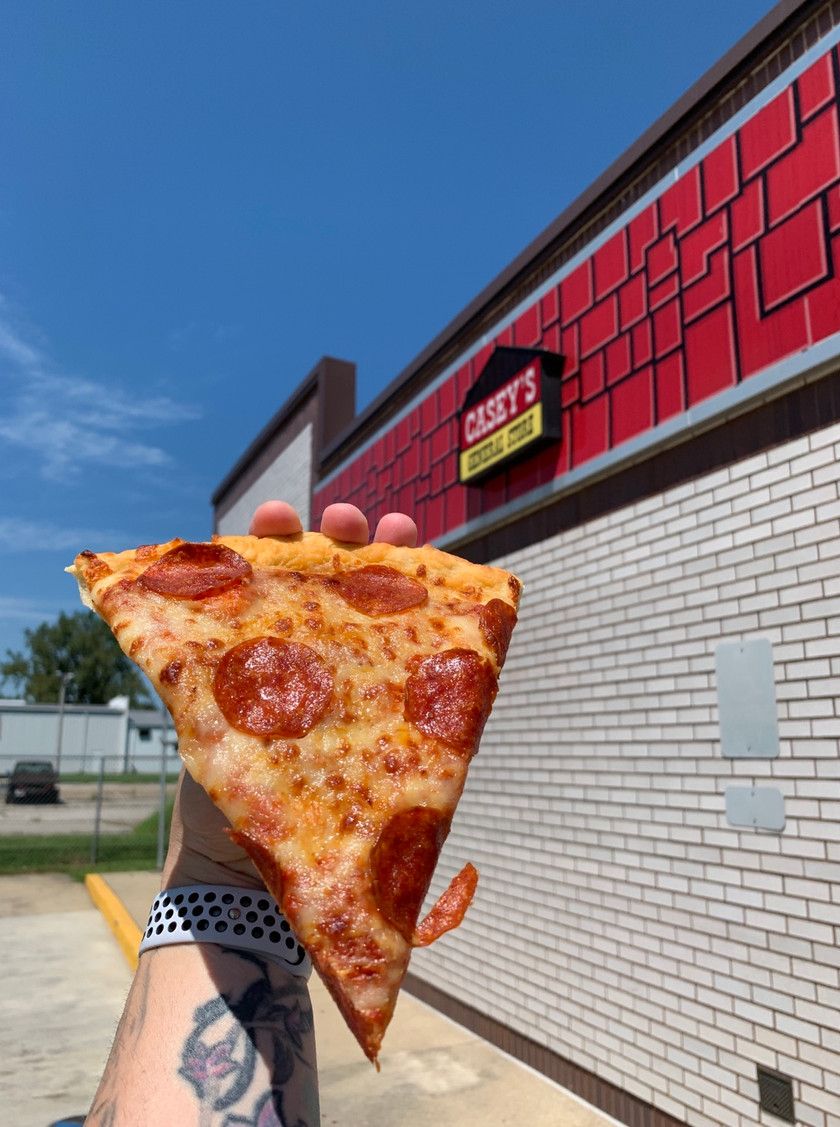 caseys general store pizza by the slice indiana
