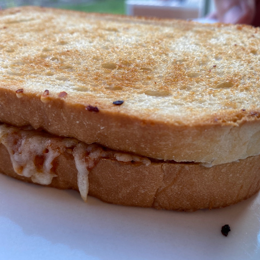 review red baron pizza melt