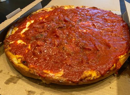 Rosati's Chicago Style Deep Dish and Thin Crust
