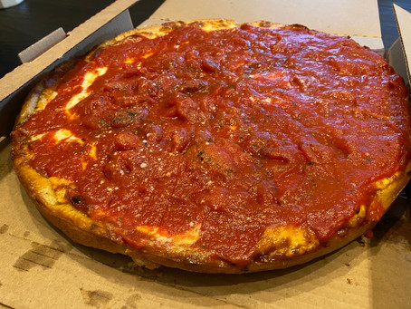 Rosati's Chicago Style Deep Dish and Thin Crust