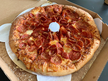 Pepperoni Magnifico from Marco's Pizza