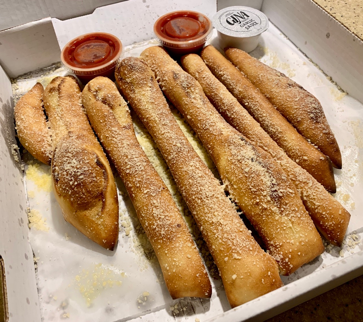 pizzaroma breadsticks