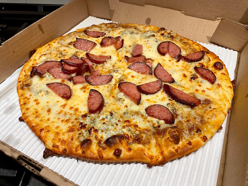 the campfire pizza photo puccini