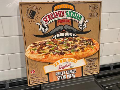 'Za Brewski Philly Cheese Steak from Screamin' Sicilian