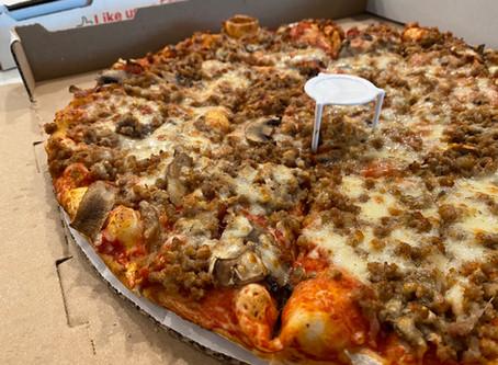 Pizza King Sausage Flashbacks