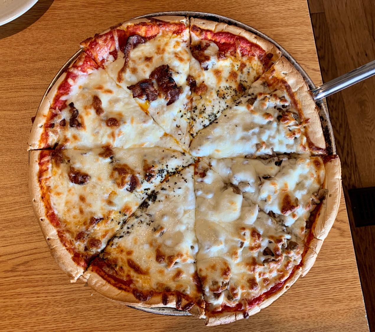 new bethel ordinary pizza photo