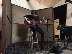 Recording Guitar In Los Angeles