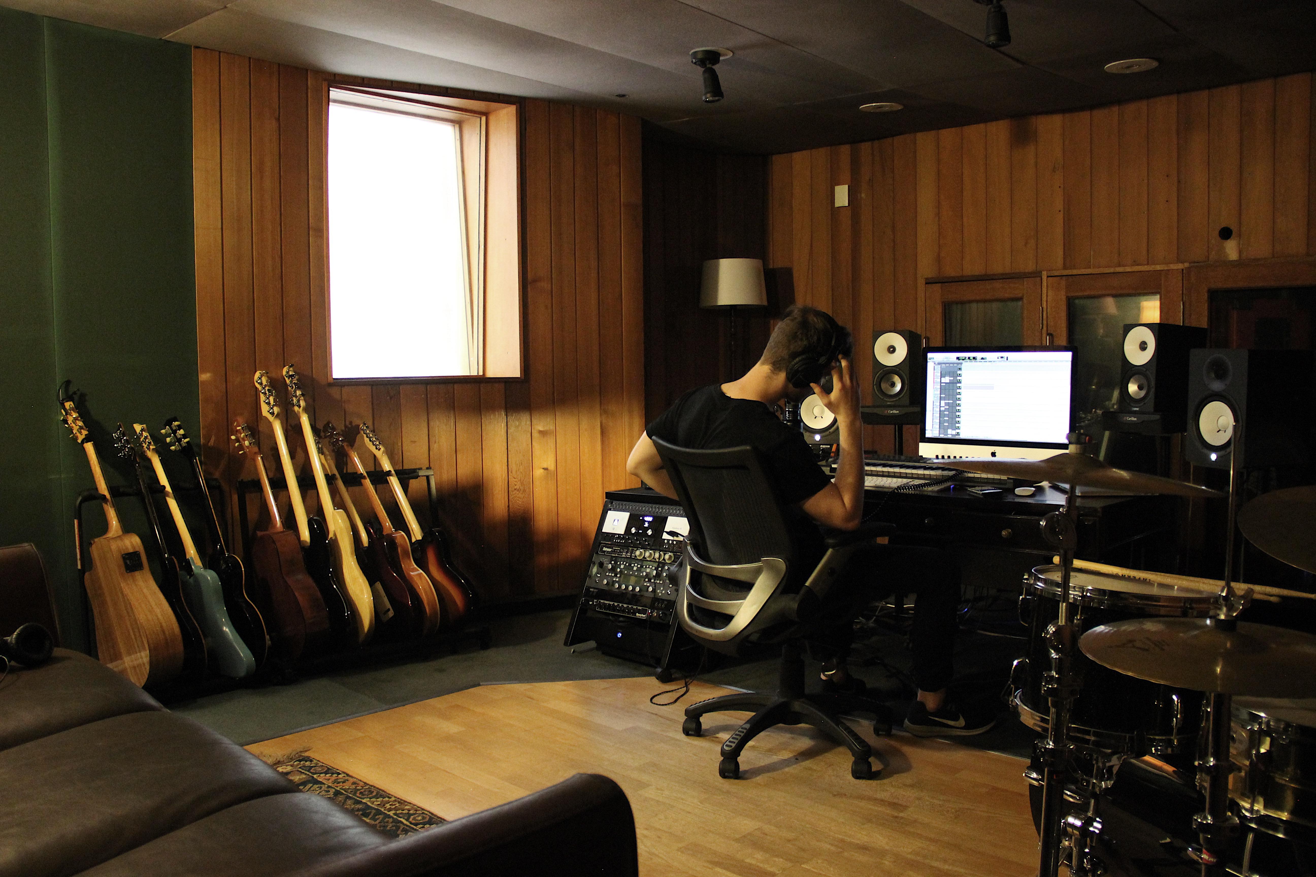 New Studio REC Studios