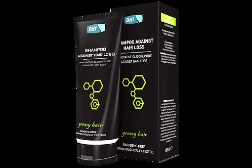 Shampoo for Oily/Greasy Hair Against Hair Loss